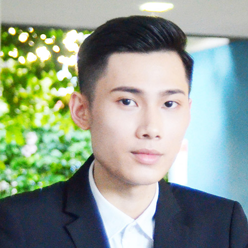 Huang Jiang Cheng, Jaco<br> <small> Chinese <br>Advanced Diploma in International Hospitality Management</small>