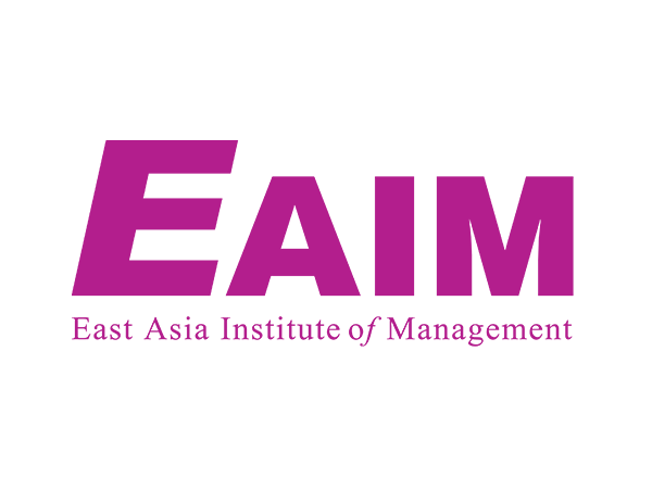 East Asia Institute of Management is now officially EAIM